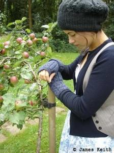 Organic Wool UK Beret - Natural Simplicity