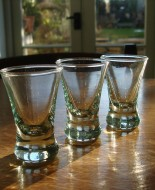 recycled-glass-shot-glasses