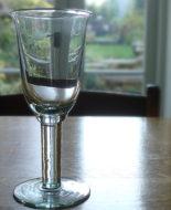 2f51574cf8b Recycled Tulip Wine Glass