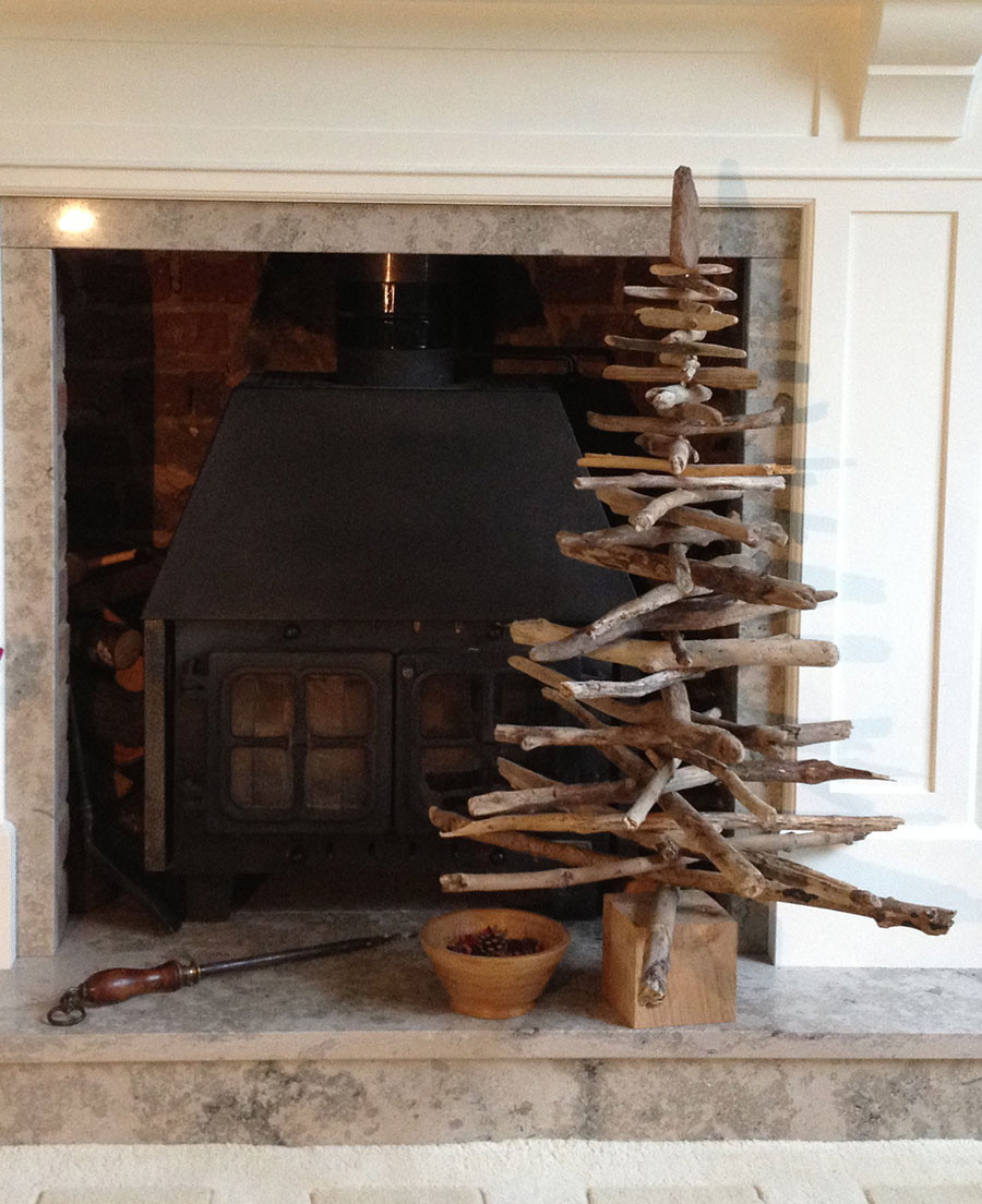 Driftwood Christmas Tree - Natural Simplicity