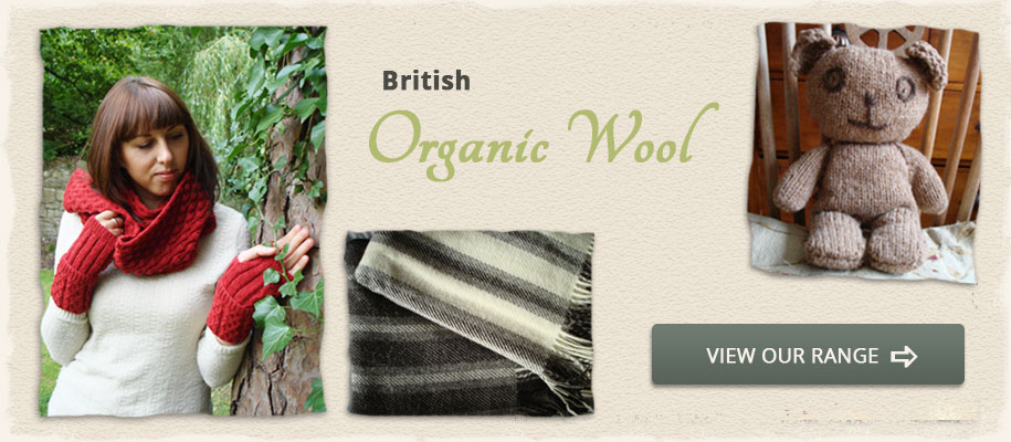 Organic Wool - Natural Simplicity